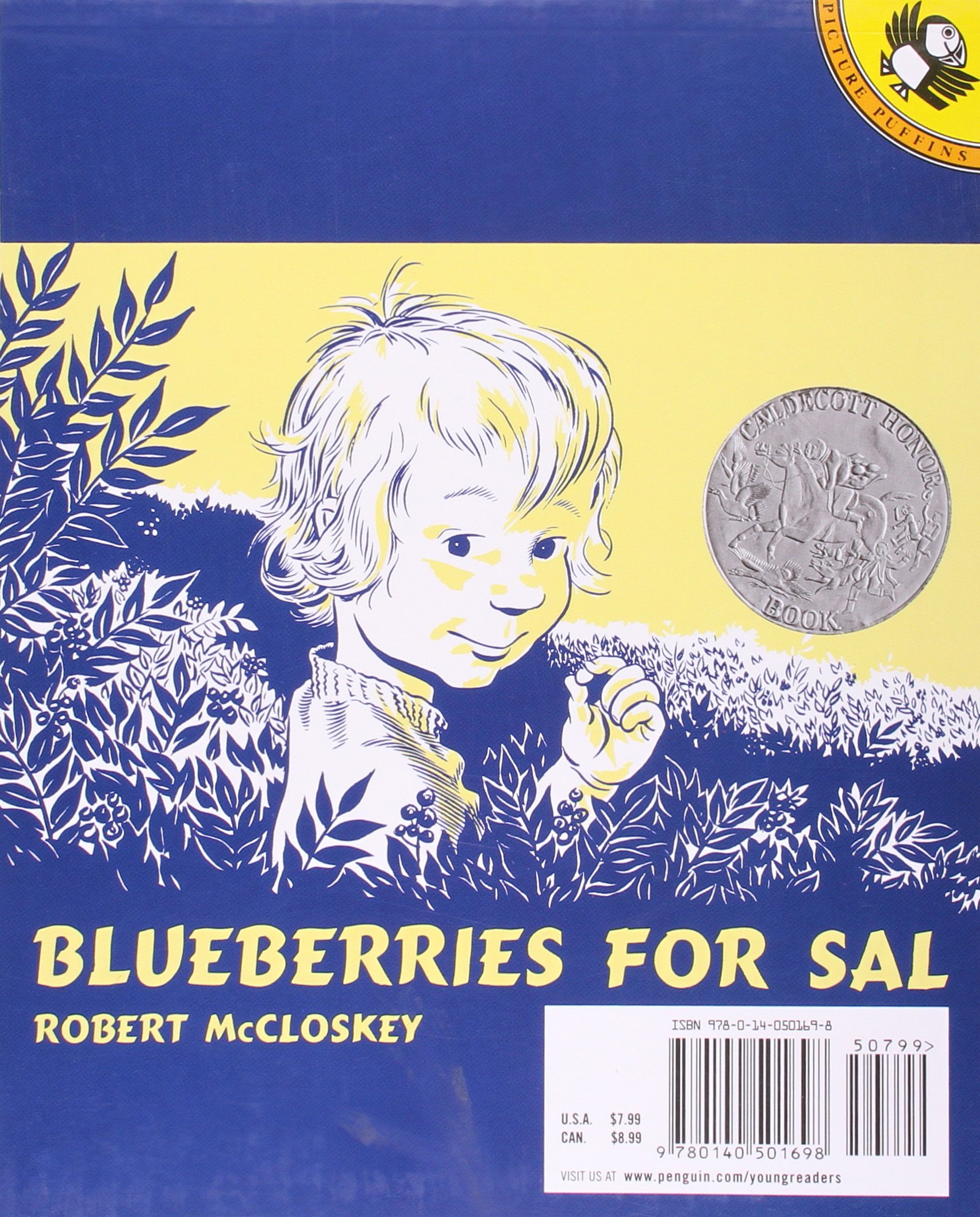 Blueberries For Sal Images