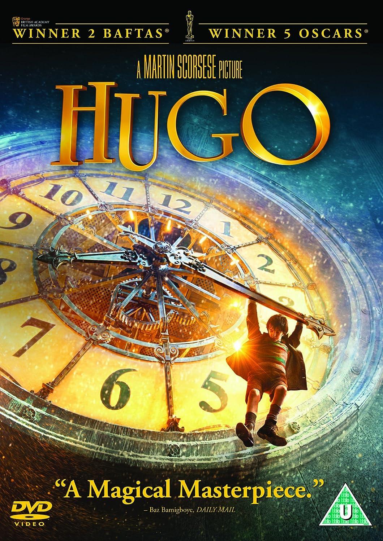 Hugo [2011] [DVD] [2017]: Amazon co uk: Asa Butterfield