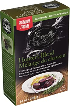 24-Pack Bradley Smoker Hunter's Blend Bisquettes