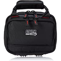 """Gator Cases Padded Nylon Mixer/Gear Carry Bag with Removable Strap; 8.25"""" x 6.25"""" x 2.75"""" (G-MIXERBAG-0608)"""