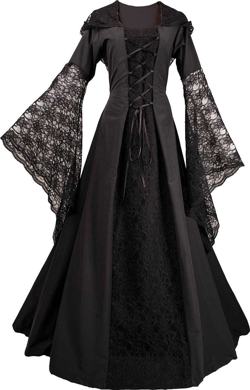 Dornbluth Damen Mittelalterkleid Eloise Made in Germany