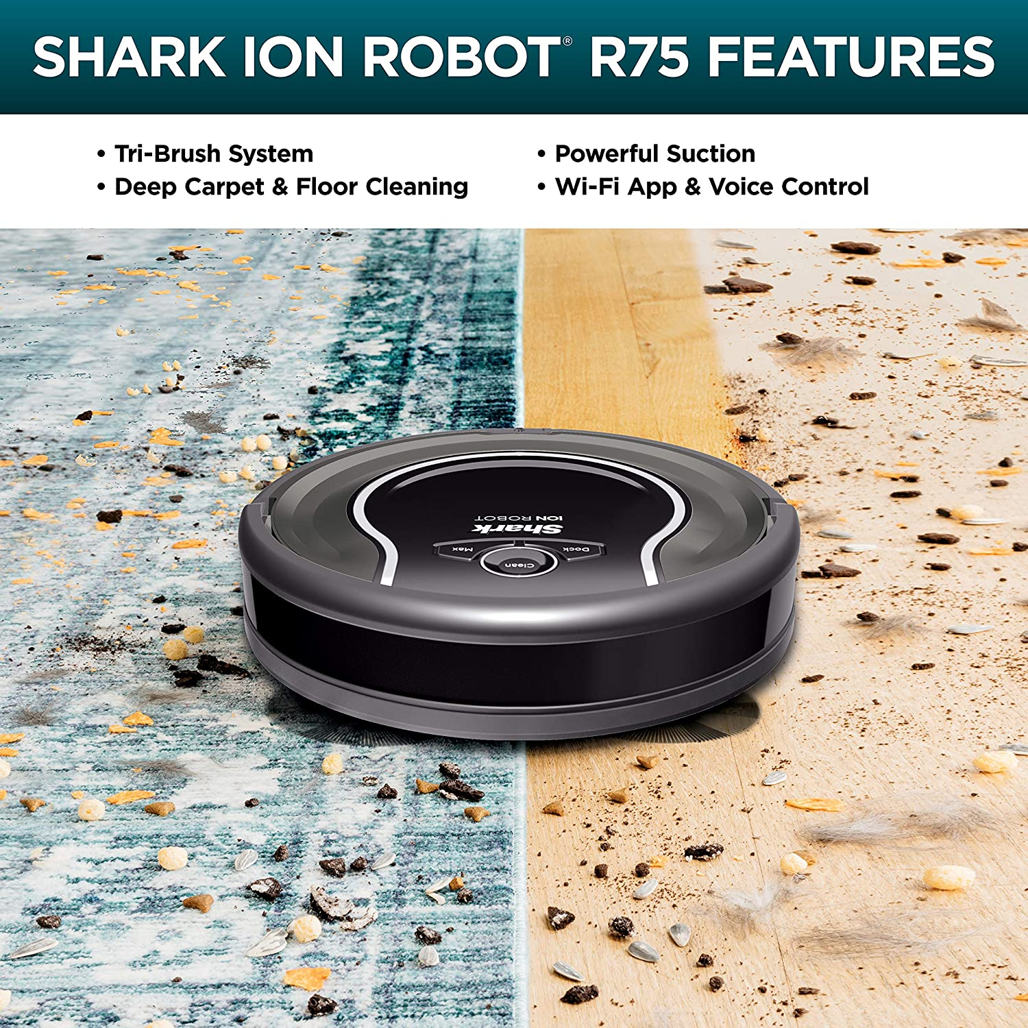 Shark ION Smart Vacuum Cleaner