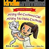 Misty the Curious Cat/Misty la gata curiosa, (Bilingual English-Spanish Edition