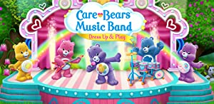 Care Bears Music Band - Dress Up & Play from Cocoplay Limited