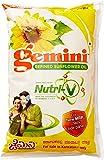 Gemini Refined Sunflower Oil Pouch, 1L