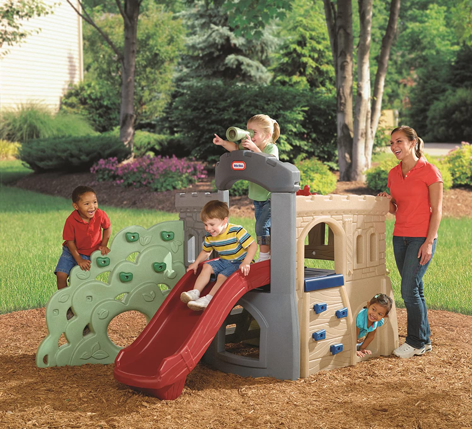 Little Tikes Rock Climber and Slide Slides Amazon Canada