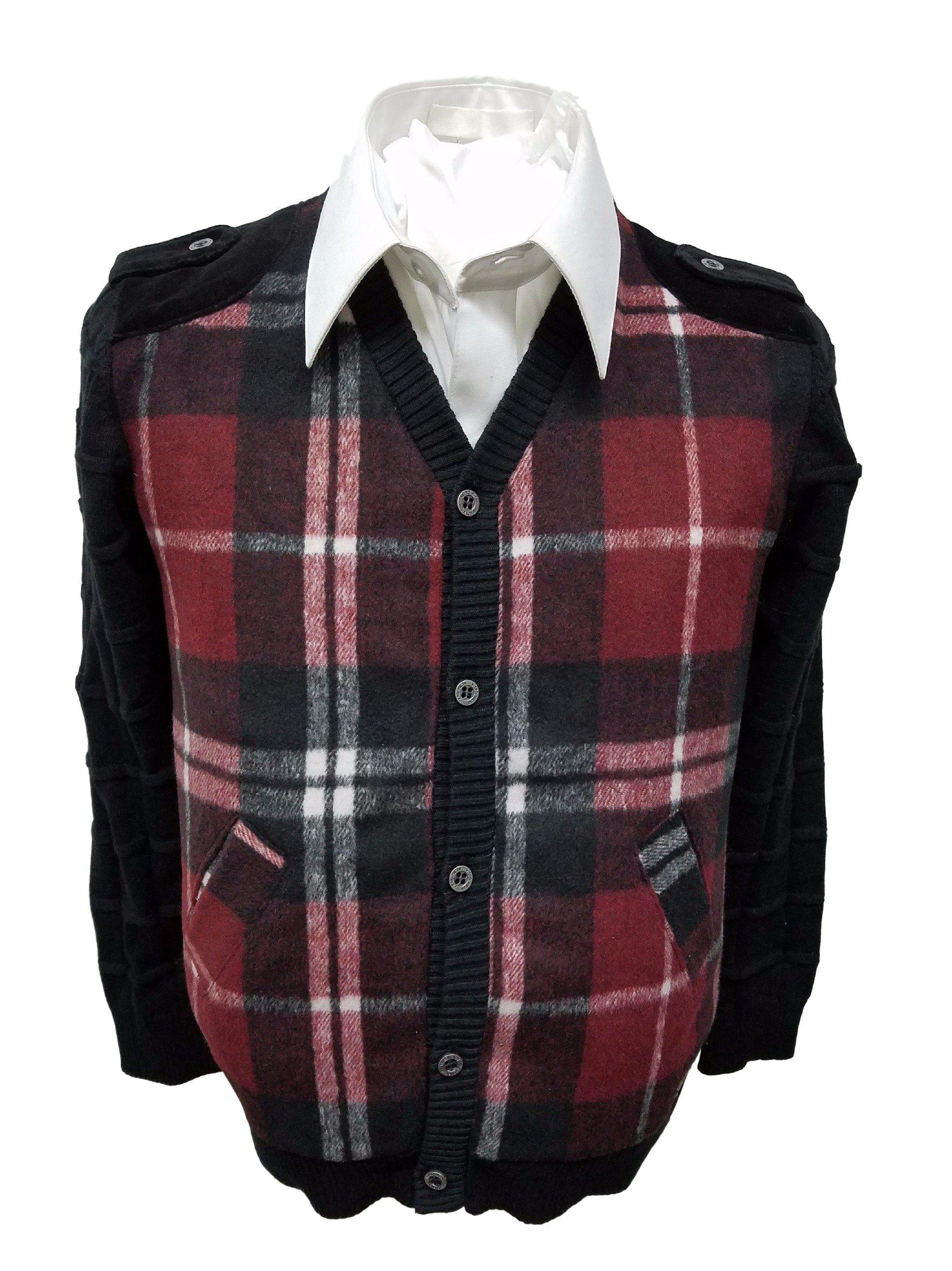 Viero Richi Cardigan Sweater 100% Cotton # 2372 (2)