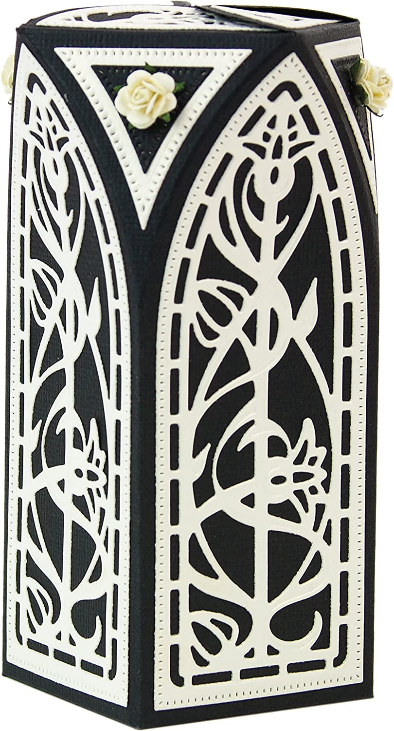 Tonic Studios dimensions verso cathedral gift box die set 1840e