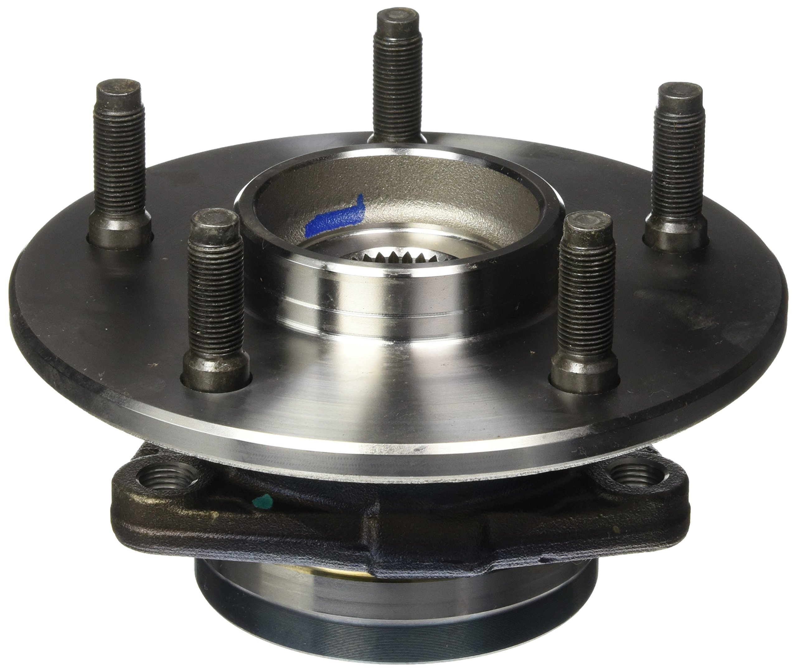 Timken HA599863 Axle Bearing and Hub Assembly by Timken (Image #1)