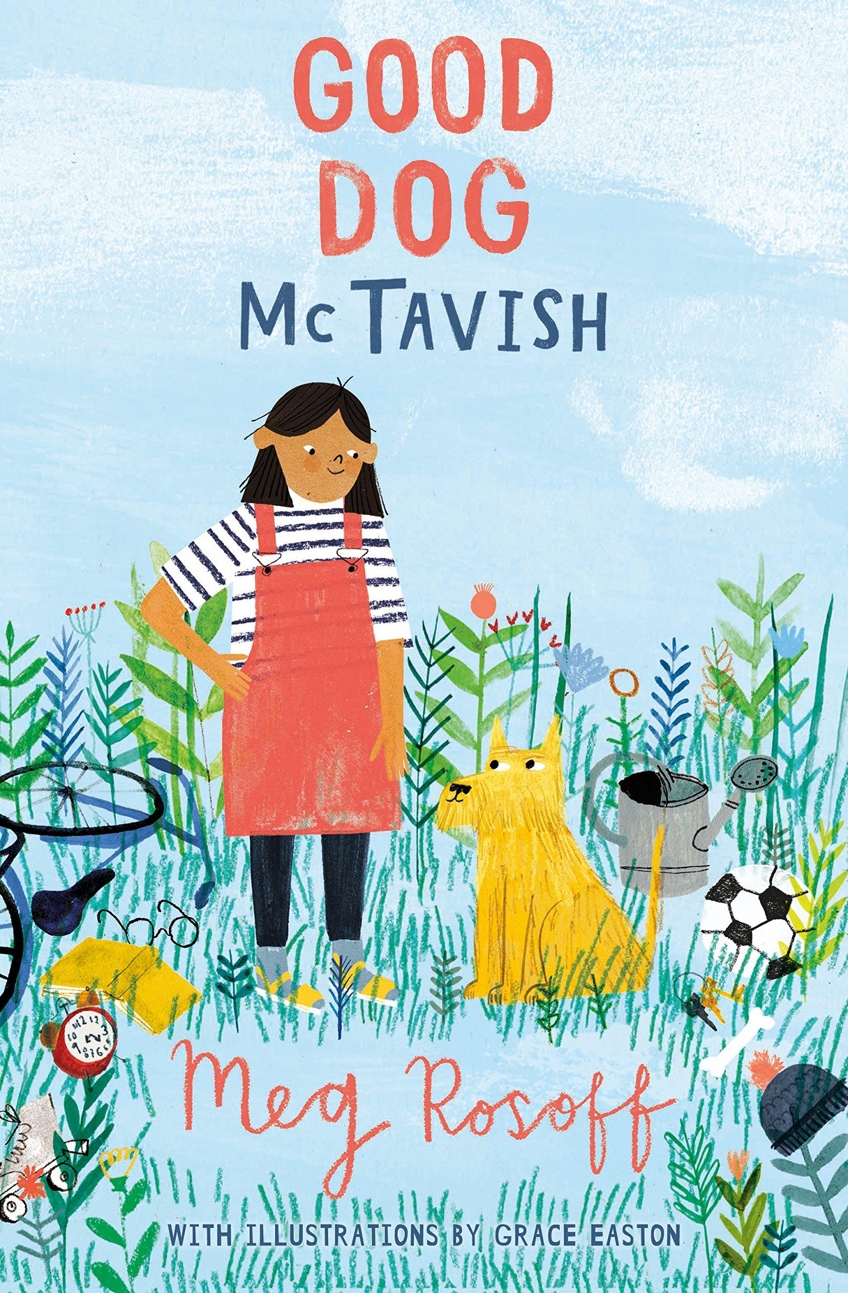 Read Online Good Dog Mctavish ebook