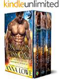 Dragon Passions: Three fiery & suspenseful paranormal romances!