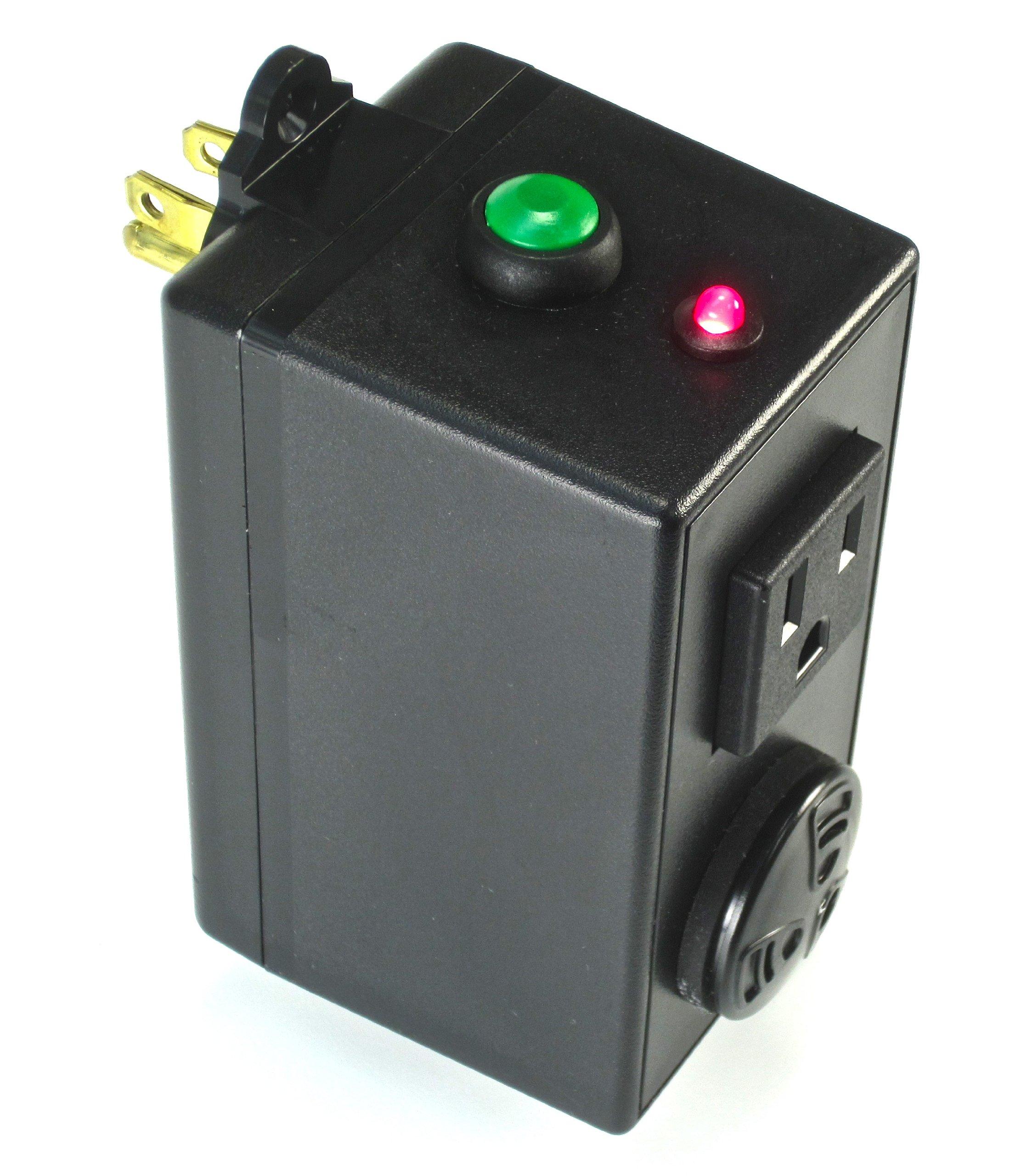 Power Fail Alarm - Ultra Loud, with Flashlight