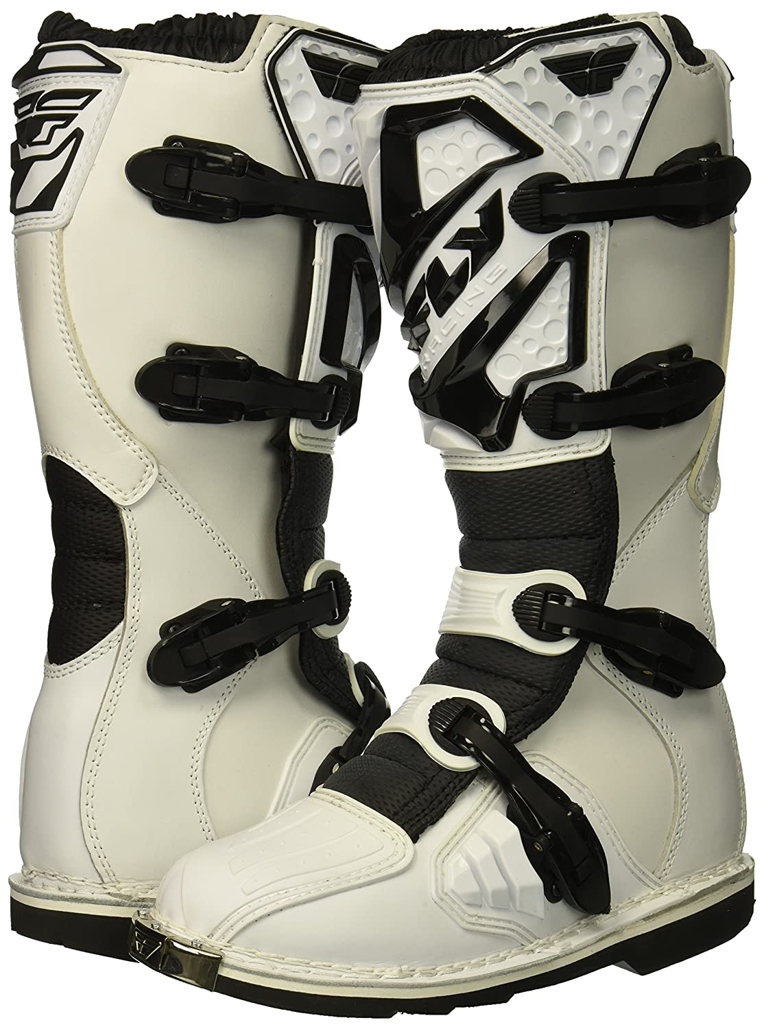 Fly Racing Unisex-Adult Fly Maverick Boots Black Size 6