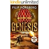 Genesis: A near future archaeological science fiction thriller with a first contact twist (Jonathan Jarl Series Book 2)