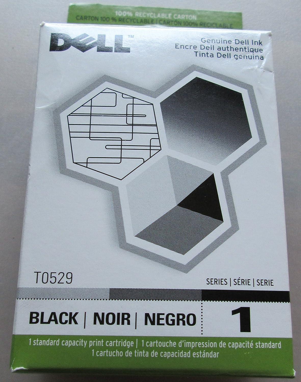 Genuine Dell Brand black ink T0529 for Dell printer A920 720