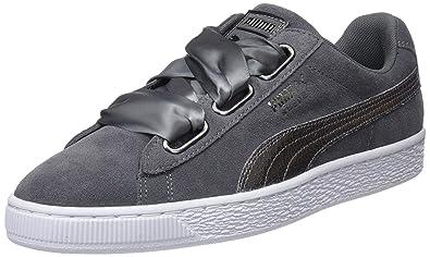 Puma Women s Suede Heart Lunalux WN s Trainers  Amazon.co.uk  Shoes ... b2a4472f5