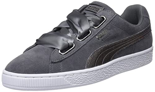 taille 40 92f13 01ba8 Puma Suede Heart Lunalux Wn's, Sneakers Basses Femme