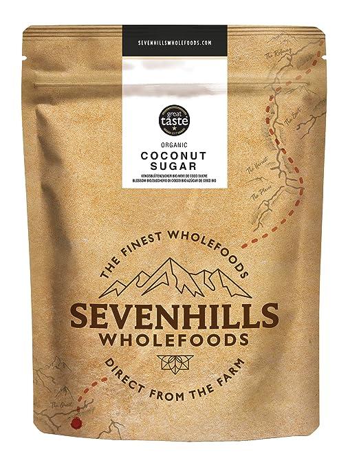 Sevenhills Wholefoods Azúcar De Coco Orgánico 2kg