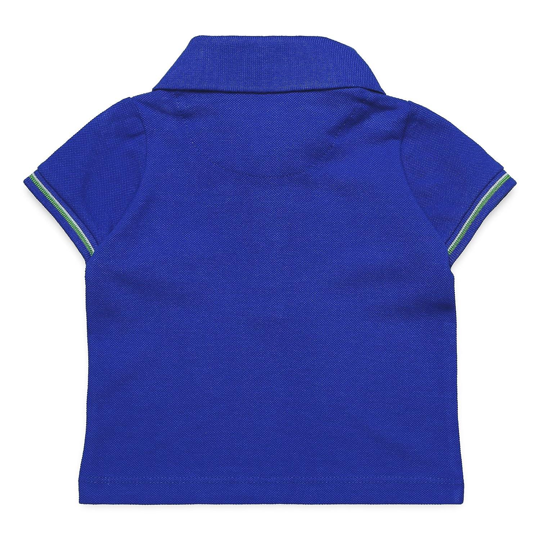 Esprit Kids T-Shirt Polo, Azul (Bright Blue 442), 9-12 Meses para ...