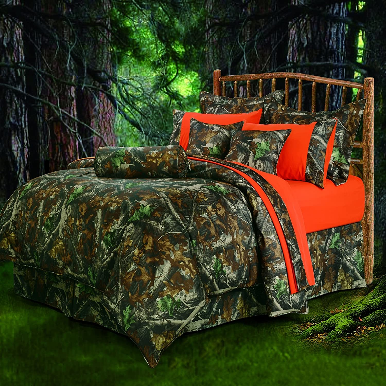 Piece Western Rustic Bedding Comforter Set Blue Jean 7