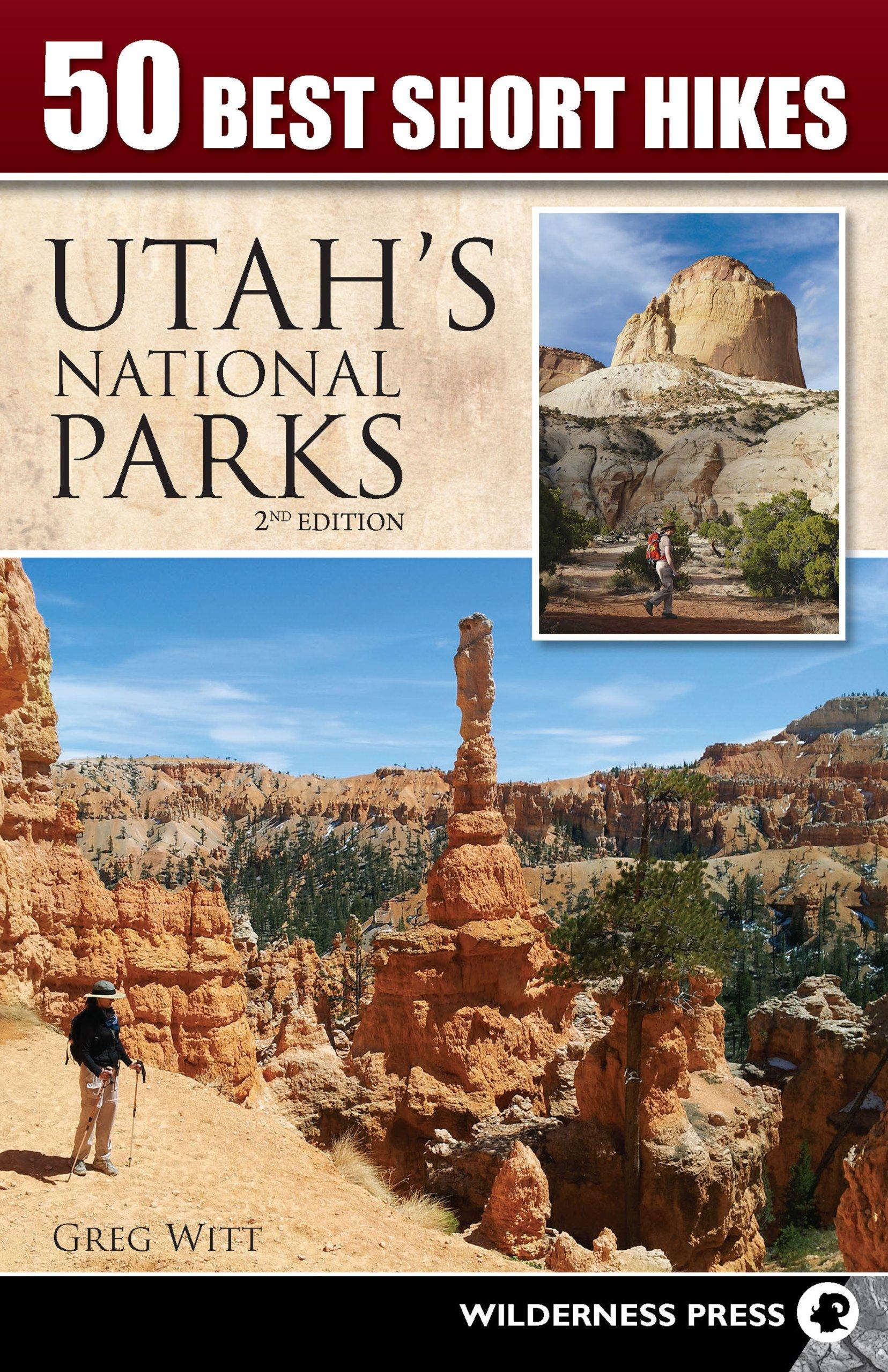 Short Hikes Utahs National Parks product image