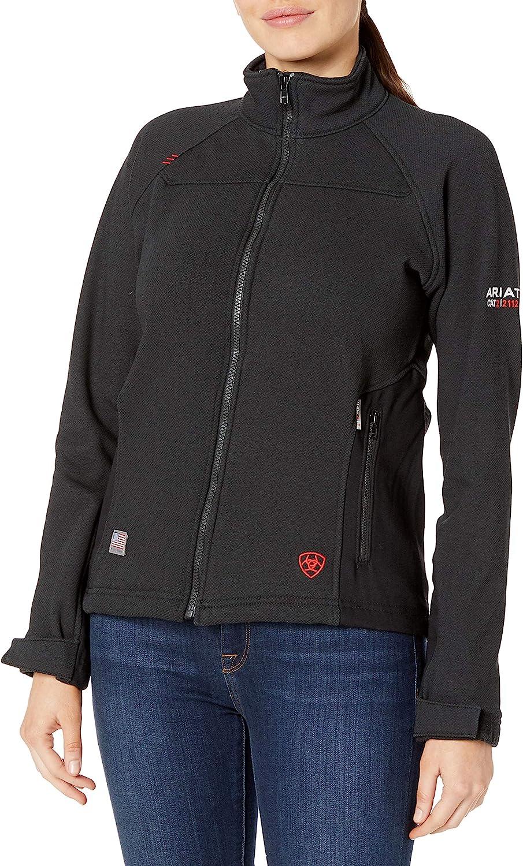 Ariat Women's Flame Resistant Platform Jacket: Clothing