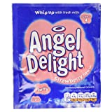 Angel Delight Strawberry Flavour, 59g