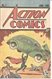 Action Comics #1 1938-1983 45th Anniversary Edition Nestlé's Quik Premium (Reprint's of First Appearance of Superman)