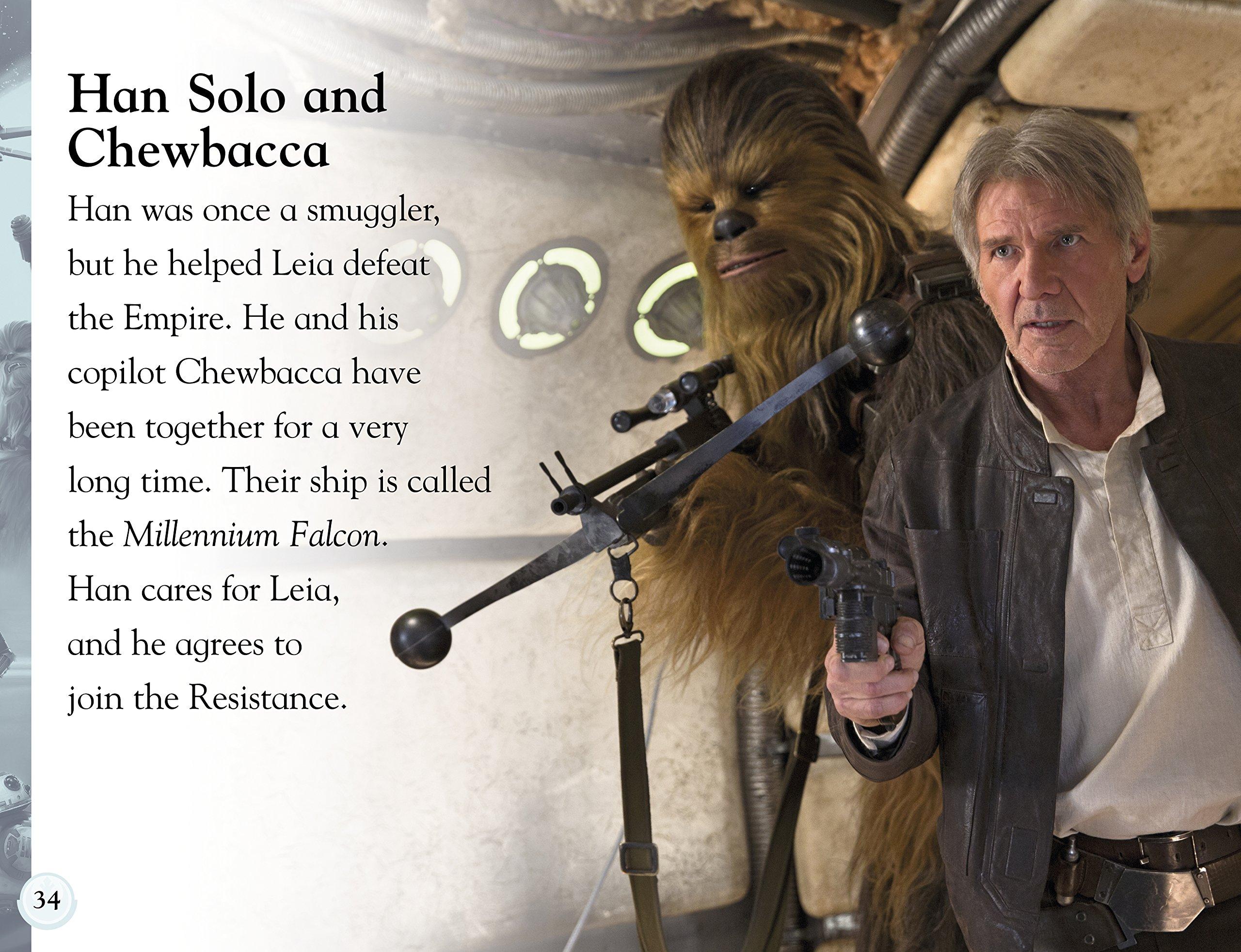 Amazon.com: DK Readers L1: Star Wars: The Force Awakens: New ...