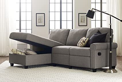power dale product reclining living furniture sectionals sectional black look recliner item brick piece the leather room