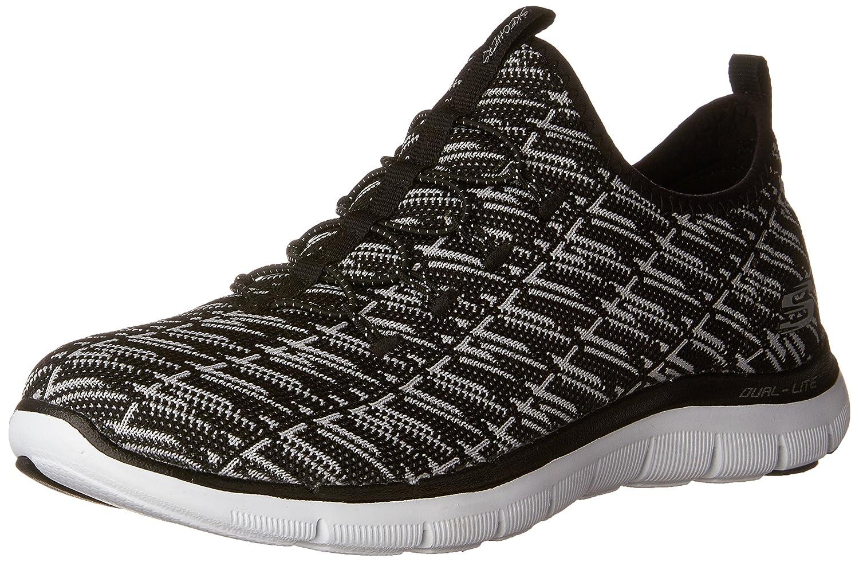 Skechers Flex Appeal 2.0-Insights, scarpe da ginnastica Infilare Donna   Reputazione affidabile    Uomini/Donna Scarpa