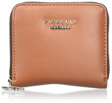 fe71272aa4 Fiorelli Womens Logo Wallet Brown (Tan)  Amazon.co.uk  Shoes   Bags