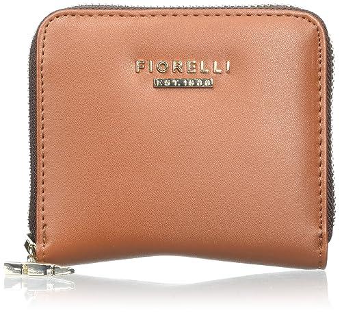 Fiorelli - Logo, Carteras Mujer, Brown (Tan), 2.5x10x12 cm (
