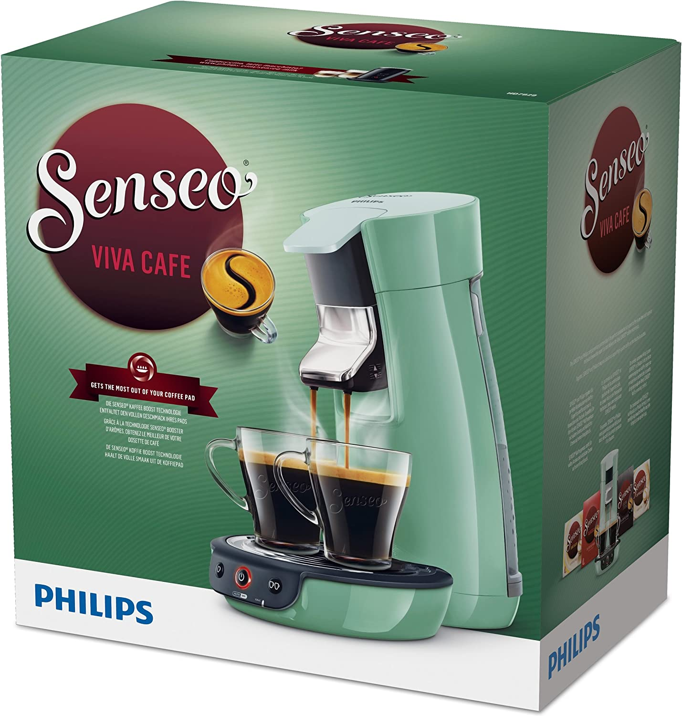 Senseo Viva Café HD7829/10 - Cafetera (Independiente, Máquina de ...