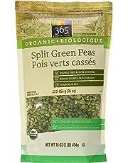 365 Everyday Value Organic Split Green Peas, 16 oz