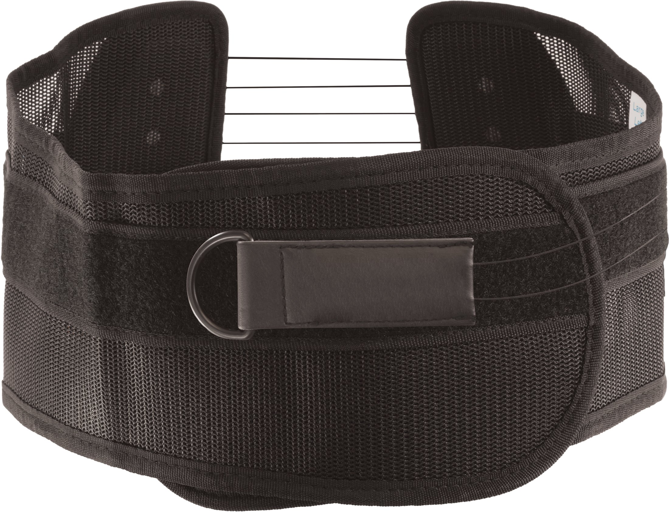 Ottobock The S.P.I.N.E. Spine Brace X-Large, Black, Delivers Compression to Support, Relieve and Prevent Minor to Extreme Lower Back Pain & Spine Pressure
