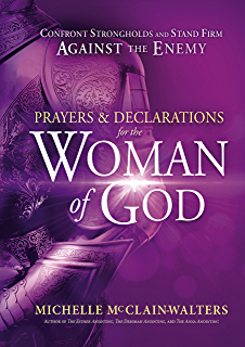 The deborah anointing study guide kindle edition by michelle prayers and declarations for the woman of god confront strongholds and stand firm against the fandeluxe Choice Image