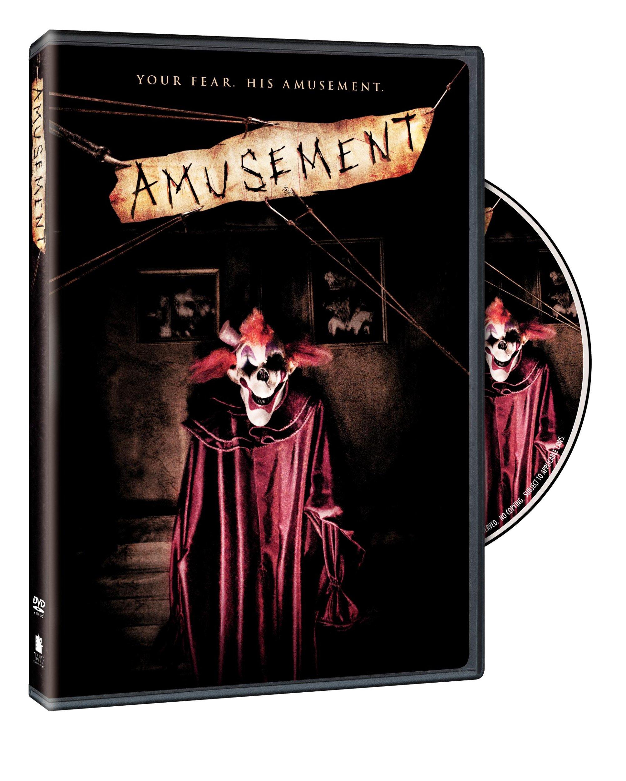 DVD : Amusement (Widescreen)
