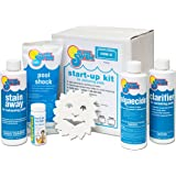 In The Swim Basic Pool Opening Chemical Start Up Kit - Up to 7,500 Gallons