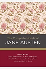 The Complete Novels of Jane Austen (Chartwell Classics) Hardcover