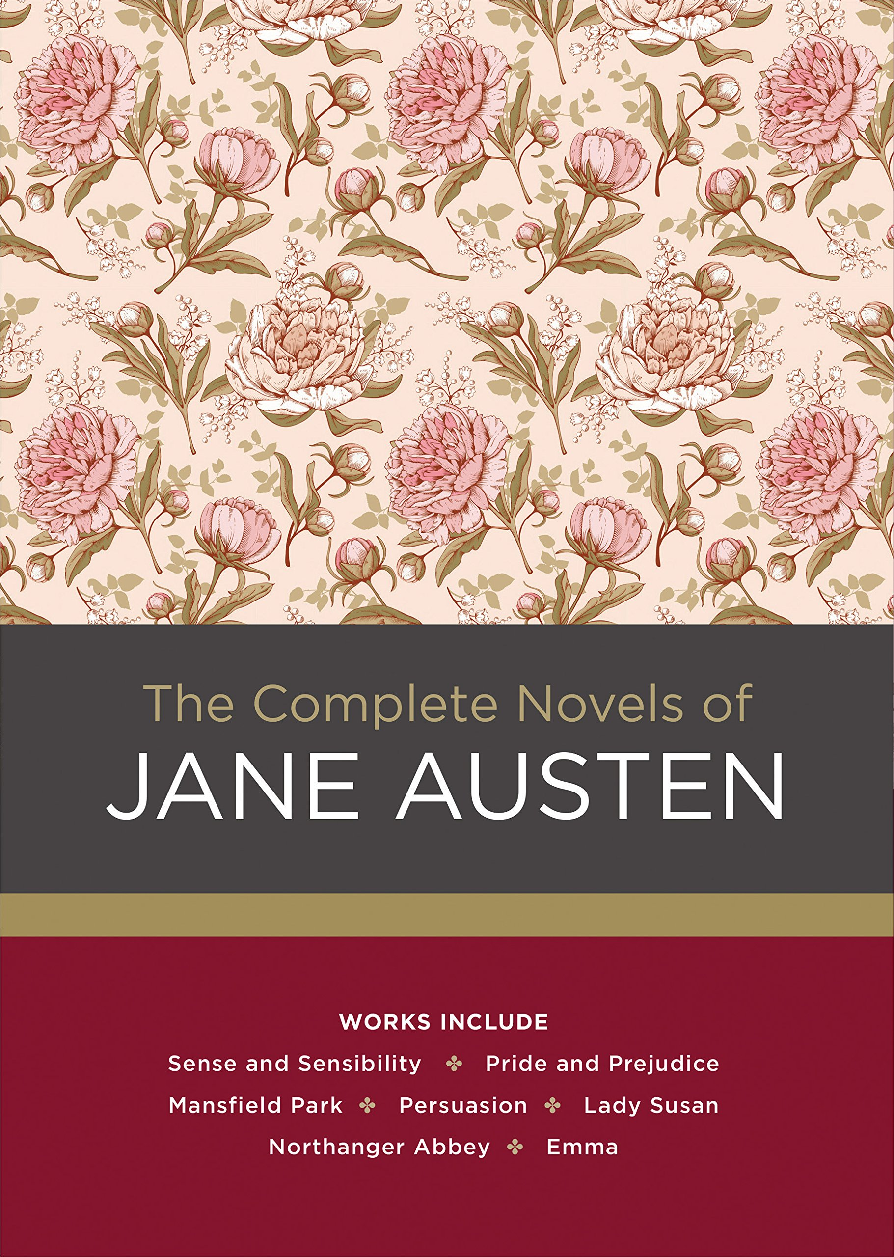 Image result for the complete works of jane austen