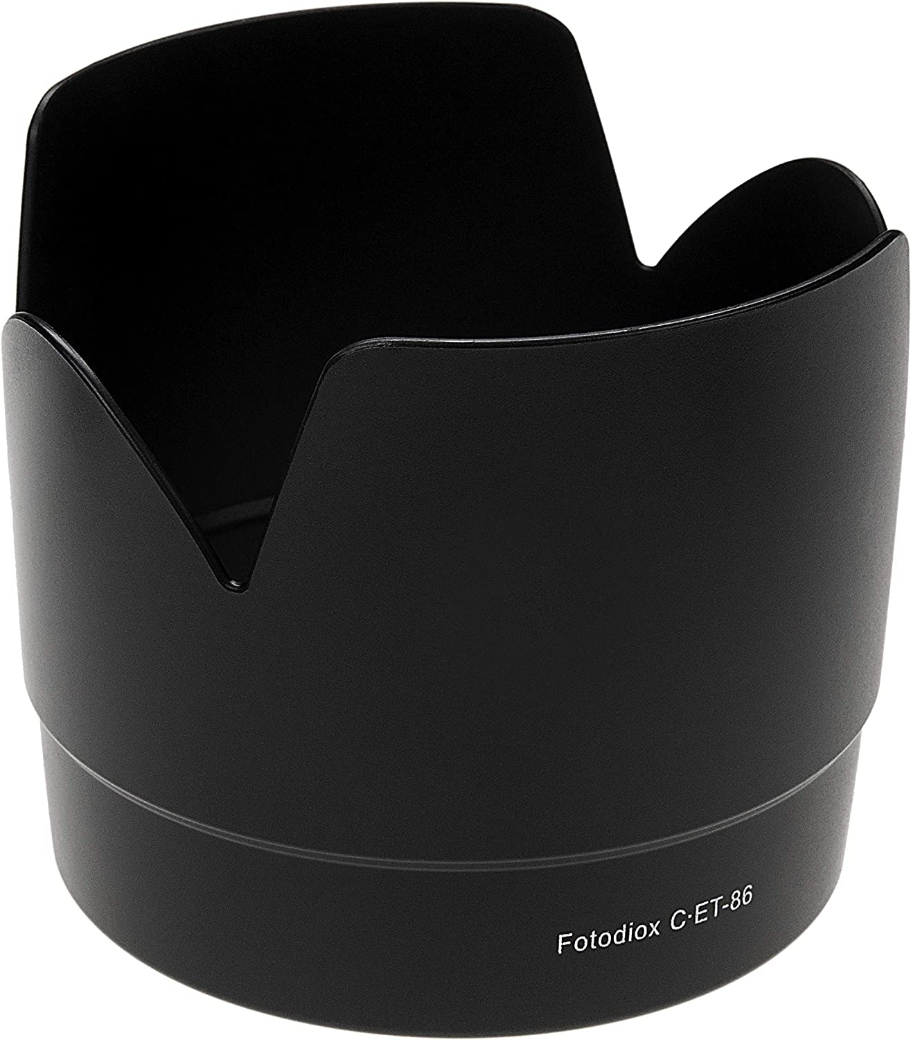 Fotodiox Lens Hood Replacement for ET-86 Compatible with Canon EF 70-200mm f//2.8L is USM Lens