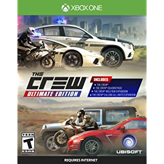 The Crew Ultimate Edition - Xbox One Ultimate Edition