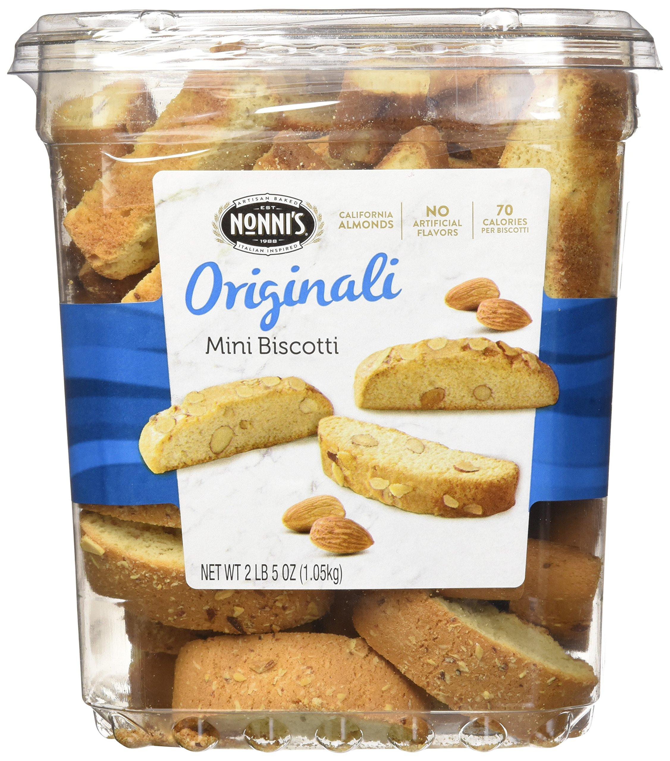 Nonni's Original Pure Mini Biscotti, 37 Ounce
