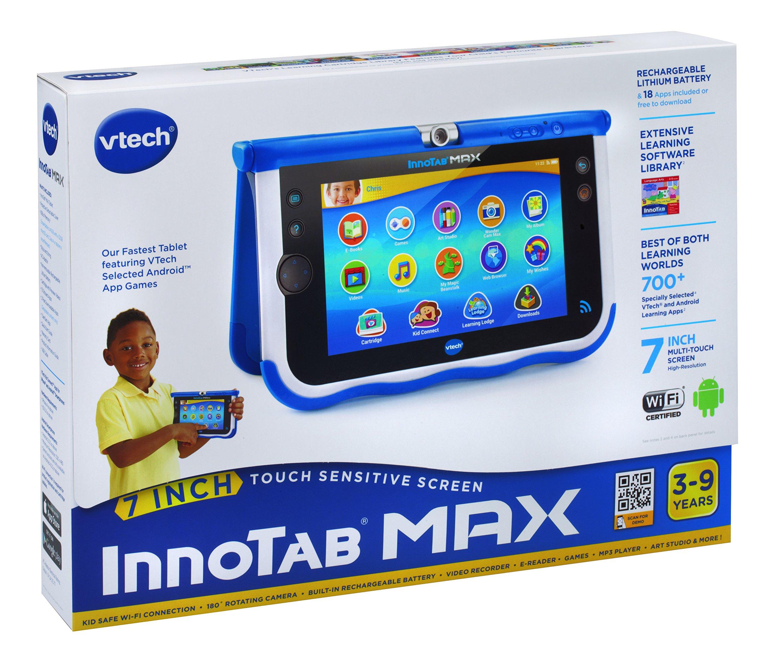 Innotab 7-inch Max (Blue) by Innotab (Image #8)