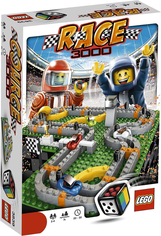 LEGO Race 3000 - Juego de Tablero (Multi): Amazon.es: Juguetes y juegos