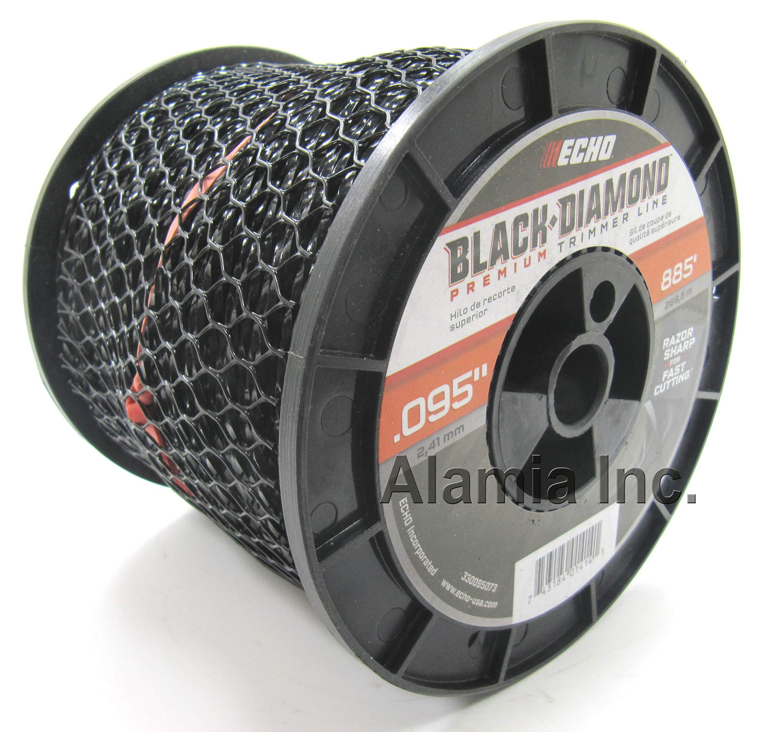 Echo 330095073 Black Diamond Trimmer Line