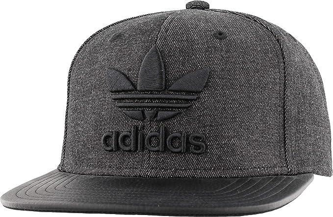 adidas snapback netz schwarz
