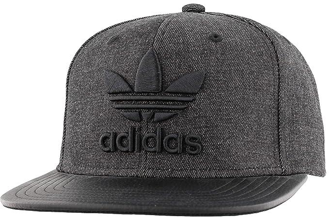 how to buy size 40 recognized brands adidas Men's Originals Mens Men's originals snapback flatbrim cap