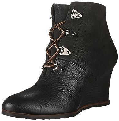 d04a67e12e2 Franco Sarto Women s Derby Wedge Ankle Boot